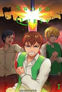 Free Fantasy, Action & Adventure Manga Novel!